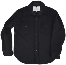 Us navy style wool pea coats peacoat for men and women for Fidelity cpo shirt jacket