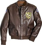 Cockpit Flying Tigers Horsehide A-2 Flight Jacket