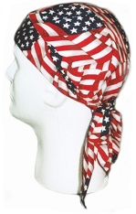 Skull Cap - Stars & Stripes