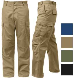 Rothco Mens Tactical BDU Pants