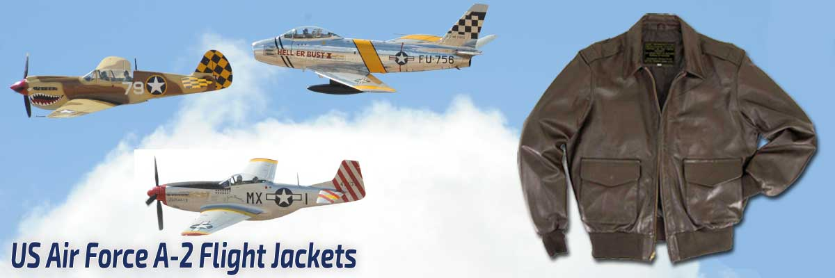 A-2 Flight Jackets
