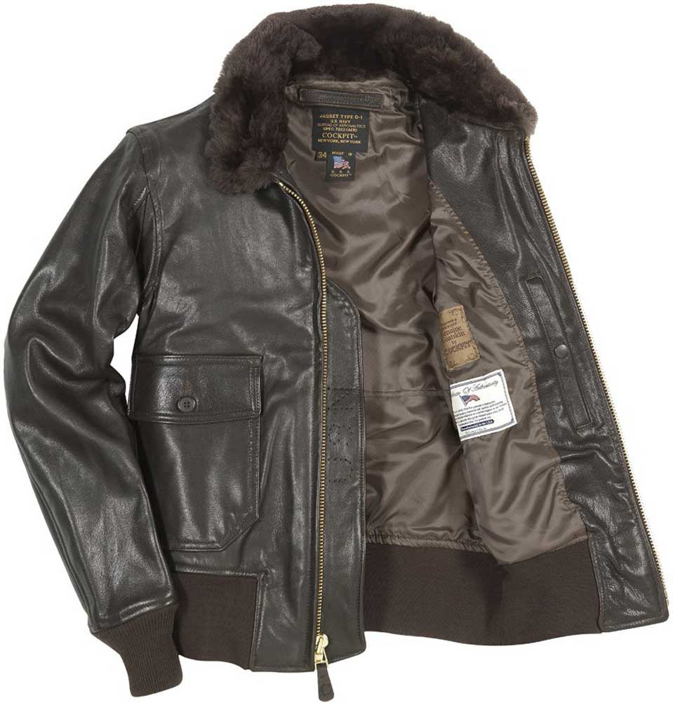 Cockpit usa leather jackets