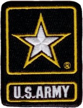US Army of One Logo Patch