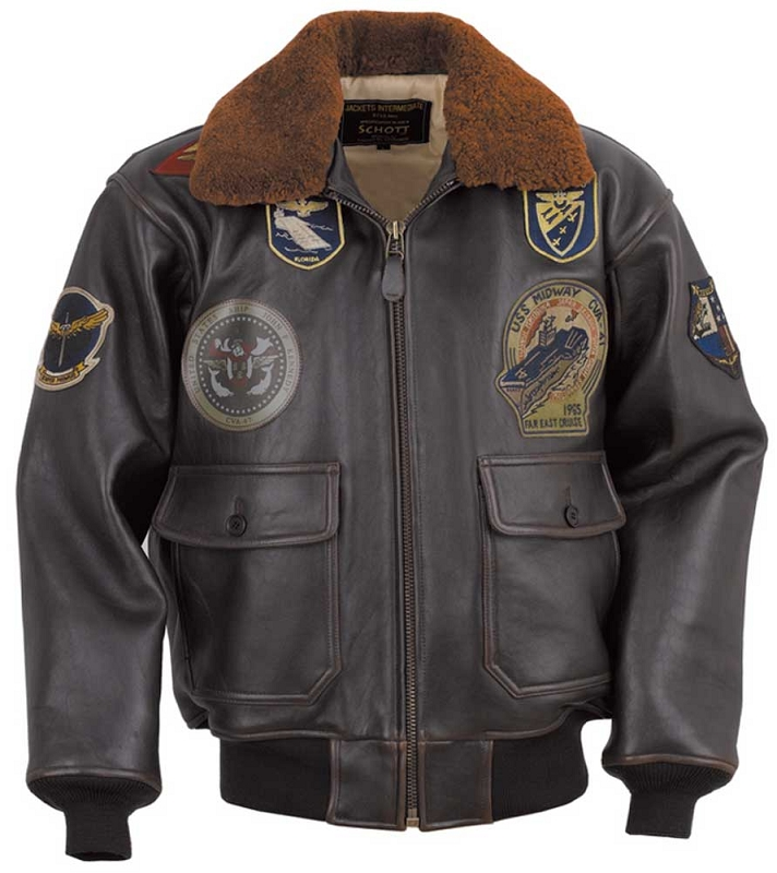 Us Navy Bomber Jacket