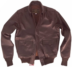 Legendary Warhawk Horsehide A-2 Flight Jacket