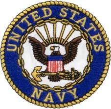 US Navy Logo Patch