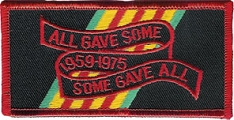 Vietnam Some Gave All Patch