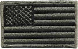 ACU American Flag Uniform Patch