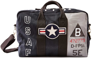 USAF Dark Navy Navigational Kit Bag