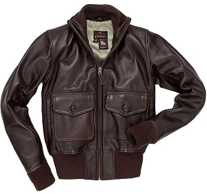 Cockpit Womens Amelia Leather Jacket