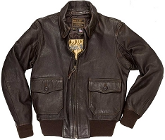 Cockpit Mens USS Forrestal Pilot Flight Jacket