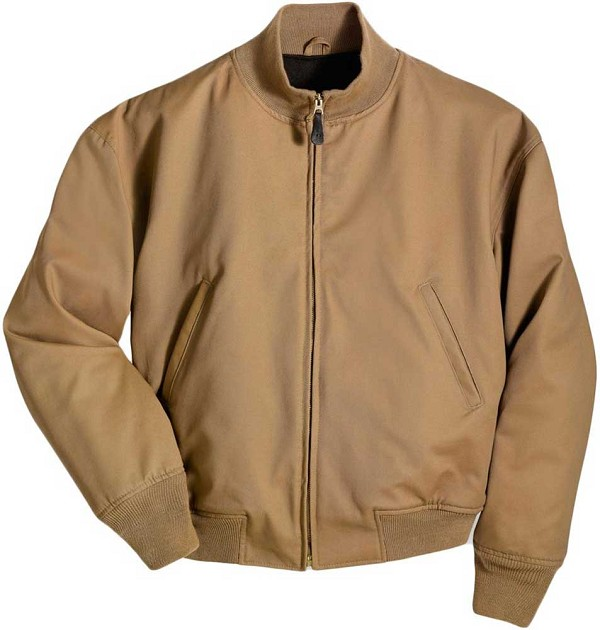 Cockpit Mens Wool-Lined WWII American Tanker Jacket
