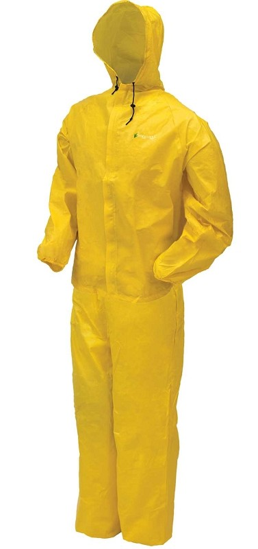 Frogg Toggs UltraLite 2 Waterproof Yellow Rain Suit