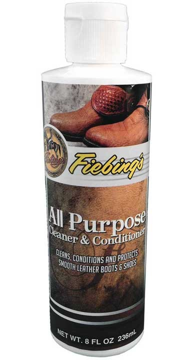 Fiebing's All Purpose Leather Cleaner-Conditioner