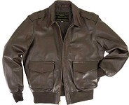 Legendary Fighting Falcon A-2 Flight Jacket