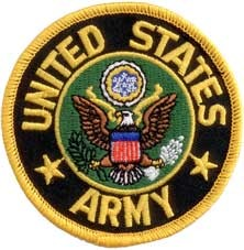 US Army Logo Patch